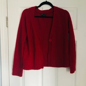 New York & Company red sweater